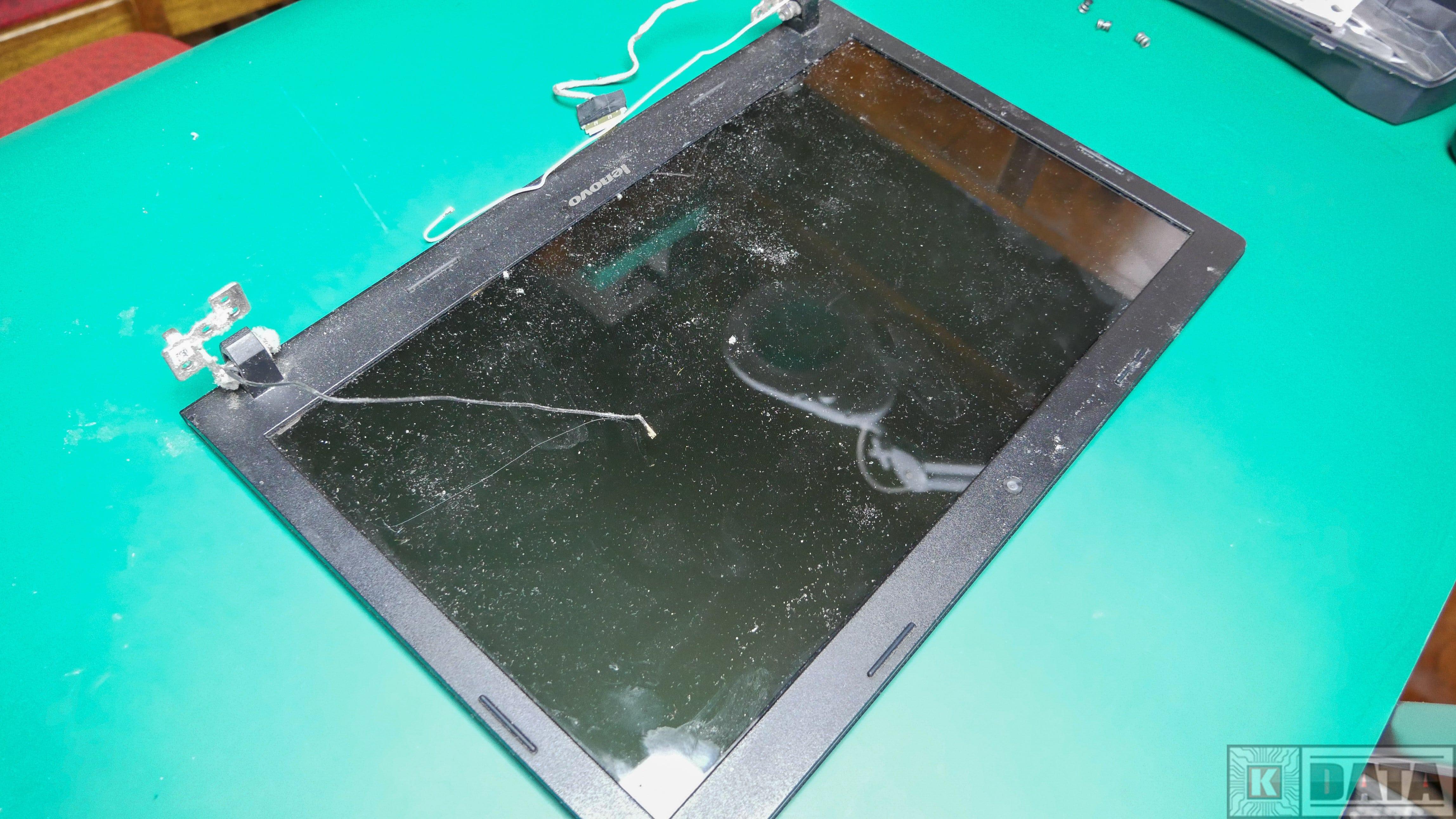 Lenovo Ideapad G500 ekran laptopa