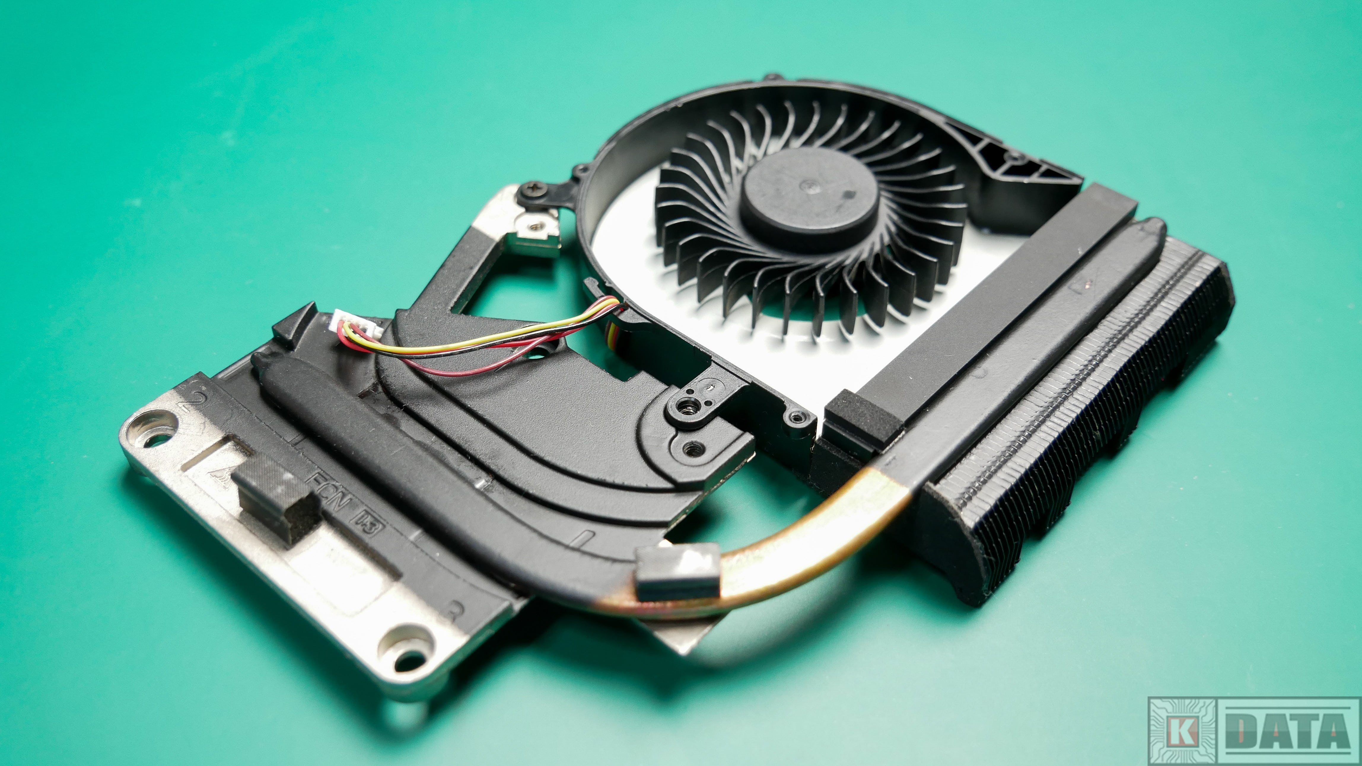 Lenovo Ideapad G500 czysty układ chłodzenia