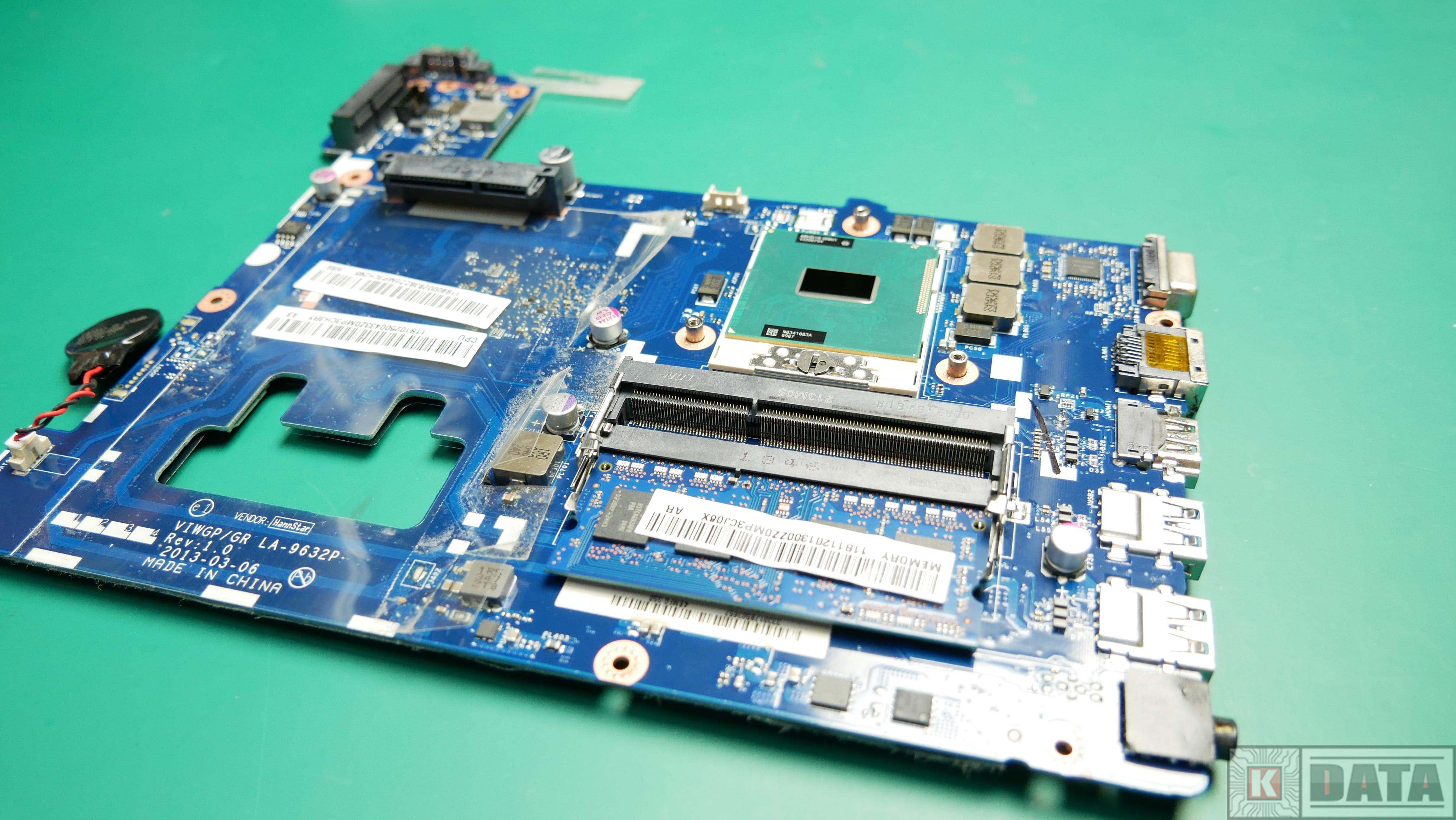 Lenovo Ideapad G500 płyta główna