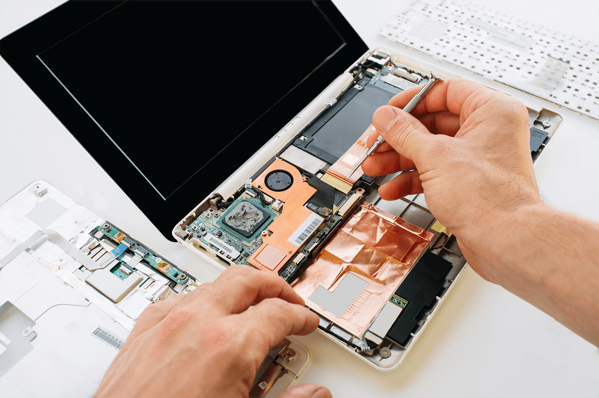serwis i naprawa notebooków