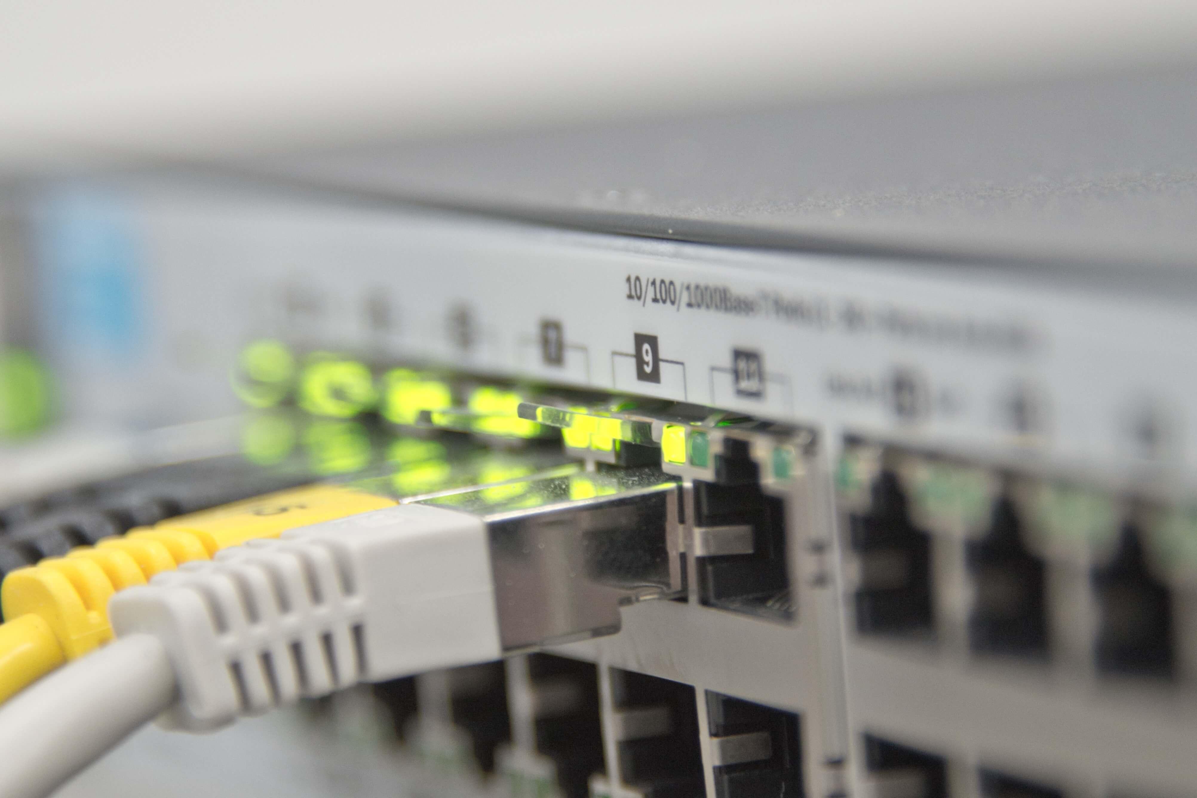 serwis sieci komputerowych